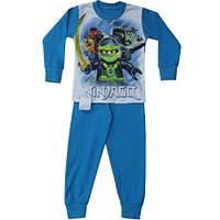 "Пижамка для мальчика с интерлока ""Ниндзяго"""