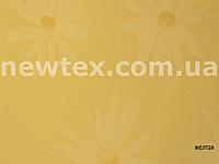 Ролеты тканевые закрытого типа Ромашки (2 цвета)