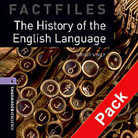 OBW Factfiles 4: The History of the English Language Factfile Audio CD Pack