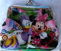 Детский кошелек Микки и друзья