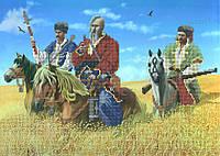 Схема для вышивки бисером размер А3 Запорожские казаки КМР 3098