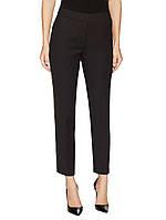 Стильные женские брюки Lafayette 148 New York со стрелками и золотой цепочкой, размер 2