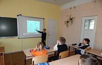 Ткань для создания  экрана проектора своими руками дома, в школах, лицеях и др. учебных заведениях