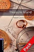 OBWL 3E Level 4: Treasure Island Audio CD Pack