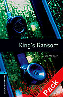 OBWL 3E Level 5: King's Ransom Audio CD Pack