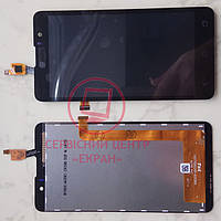 Acer Z520 Liquid дисплей в зборі з тачскріном модуль чорний