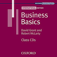 Business Basics International Edition: Class Audio CD