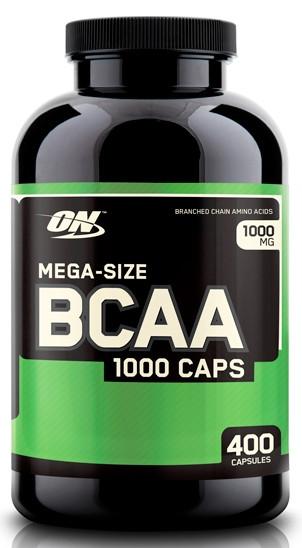 Optimum BCAA 1000 caps 400 caps