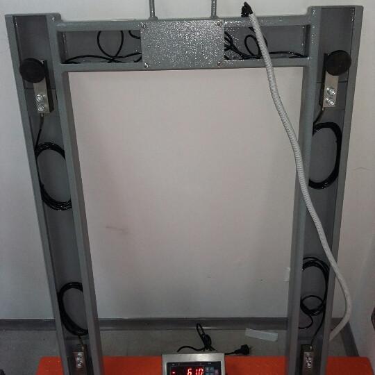Паллетные весы Зевс ВПЕ-500-4(Н1208)