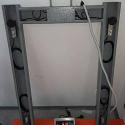 Палетні ваги Зевс ВПЕ-500-4 Н1208