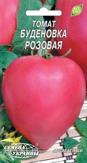 Евро Томат Будёновка розовая