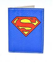 Обложка на паспорт супермен, фото 1