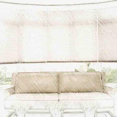 Пошив римских штор разного дизайна