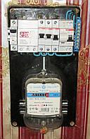 Замена старых пробок на автоматы