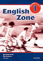 English Zone 1: Teacher's Book