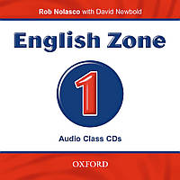 English Zone 1: Class Audio CDs (2)