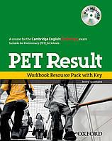 PET Result!: Workbook Resource Pack with key