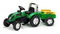 Детский трактор на педалях Falk 1052B Ranch Trac