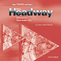 New Headway 3rd Ed Elementary: Class Audio CD (2)