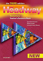 New Headway 3rd Ed Elementary: Teacher's Resource Book