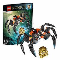 LEGO Bionicle Повелитель Пауков-Черепов / Lord of Skull Spiders