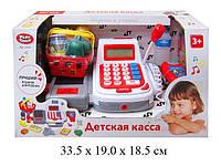 Кассовый аппарат игрушка