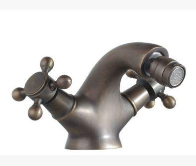 Гигиенический душ смеситель кран для биде бронза