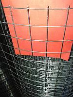 Сетка сварная оцинкованная, Ячейка 35х35 мм. Диаметр 1,8 мм. Ширина 1,5 м., длина 10 метров