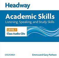Headway 1 Academic Skills: Listening & Speaking Class Audio CDs (2)