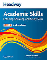 Headway 1 Academic Skills: Listening & Speaking Student's Book & Audio CD Pack