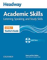 Headway 1 Academic Skills: Listening & Speaking Teacher's Book
