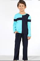 Детская пижама для мальчика 6-11 лет