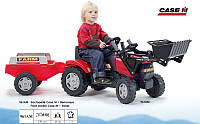 Детский трактор на педалях Falk 961AM CASE IH