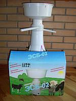 Сепаратор  для молока бытовой с электроприводом ЕСБ-02 (Пенза), електросепаратор купить недорого