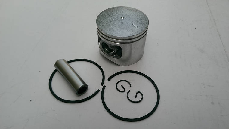 Поршень в сборе для бензопилы Goodluck 4500(d=43 мм),H=36мм,dпальца=11мм, фото 2