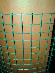 Сітка зварна оцинкована, Осередок 25х25 мм Діаметр 2,0 мм