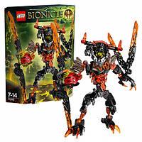 LEGO Bionicle Зверь Лава / Lava Beast