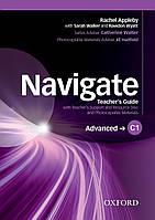 Navigate Advanced C1 Teachers Book and Teachers Resource Disc Pack