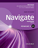 Navigate Advanced C1 Workbook With Key and CD Pack