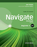 Navigate Beginner A1 Workbook With Key and CD Pack