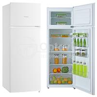 Холодильник c верхн. мороз. MILANO DF 307 VM белый