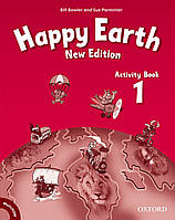 Happy Earth 1: Activity Book and MultiRom Pack