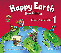 Happy Earth 1: Class Audio CDs (2)