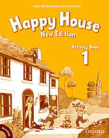 New Happy House 1: Activity Book and MultiRom Pack