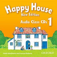 New Happy House 1: Class Audio CDs (2)