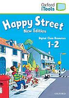New Happy Street 1 & 2: iTools
