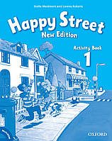 New Happy Street 1: Activity Book and MultiRom Pack