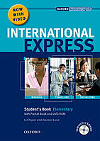 New International Express Elementary : Student's Pack Plus DVD