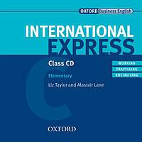 New International Express Elementary Class Audio CD (1)