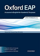 Oxford EAP B2 : Skills and Language for Academic Study SB Pack